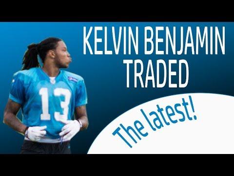 Kelvin Benjamin Traded