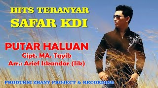 Video Klip Terbaru Shafar KDI - PUTAR HALUAN