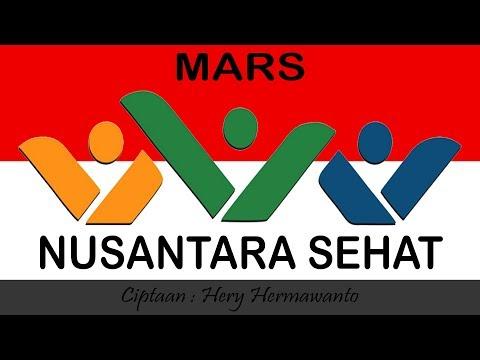 Mars Nusantara Sehat || Lirik