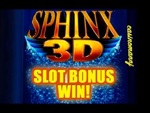 Sphinx 3d Slot