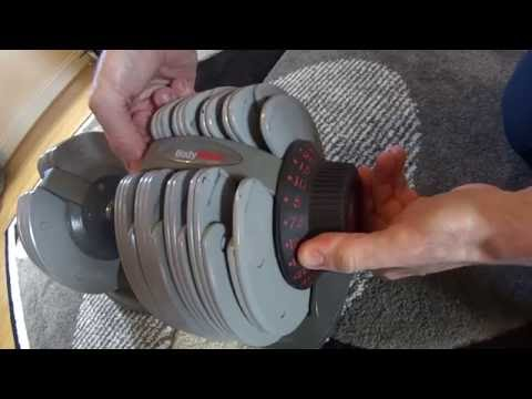 Bodymax Adjustable Dumbbells Review