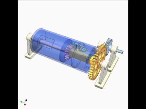 reciprocating motion motor