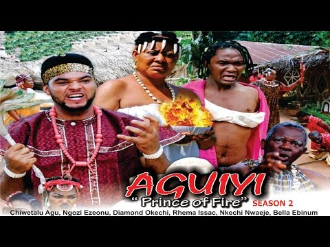 Prince of Fire (Aguiyi) 2  - 2016 Latest Nigerian Nollywood Movie