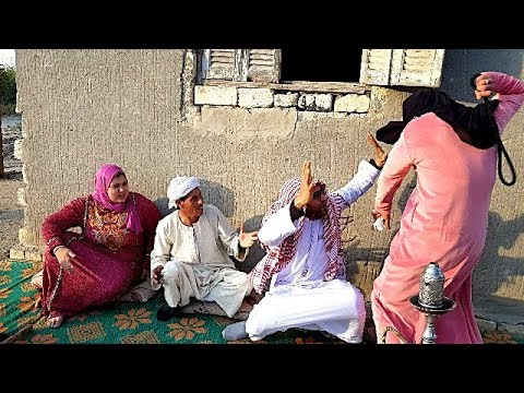 لن تصدق مافعلته زوجة ابونعمان السعودي في بطه والحاج سعد / لن تتخيل ماحدث / هتضحك من كل قلبك 😂😂