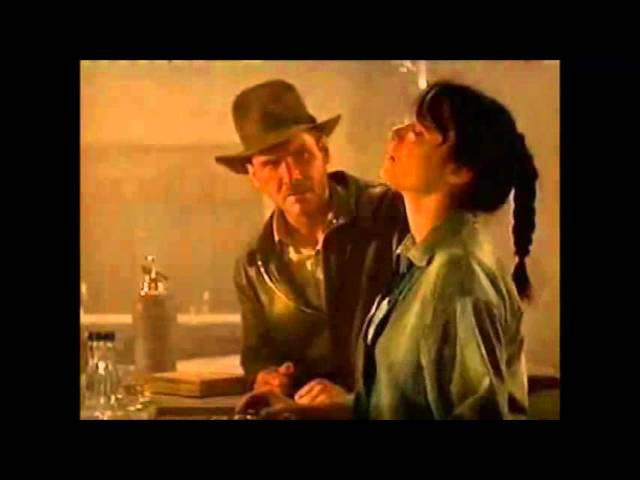 Indiana Jones and the Raiders of the Lost Ark bar scene ...