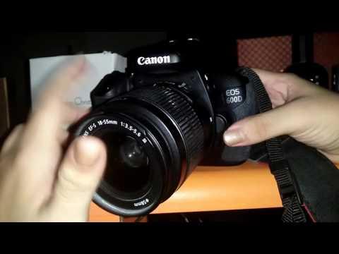 CARA MEREKAM/MERECORD VIDEO DARI KAMERA DSLR , Canon 600D DENGAN CEPAT DAN SIMPLE