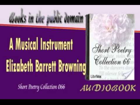 A Musical Instrument Elizabeth Barrett Browning Audiobook