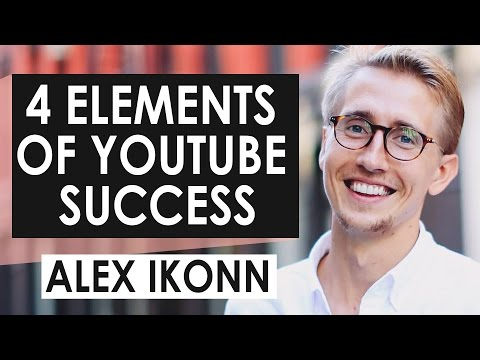 4 Elements of YouTube Success — Alex Ikonn Interview