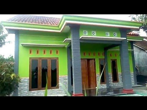 Membangun Rumah Minimalis Mewah Di Desa Youtube