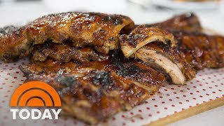 Download Video Make Al Roker's Sweet And Sticky Ribs, With A Surprising Secret Ingredient | TODAY MP3 3GP MP4