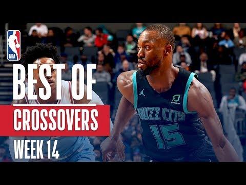 NBA's Best Crossovers | Week 14