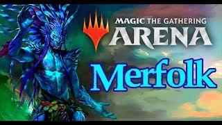 Magic Arena - Merfolk Campeão e Decklist - Game Over