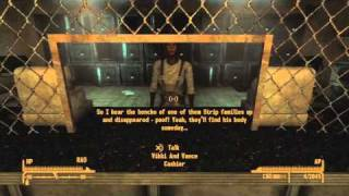 Fallout New Vegas Infinite Money, XP, and Ammo Glitches and Bugs