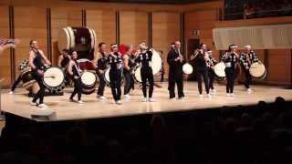 Concert highlights from 'Kodo & Taikoz in Concert' at City Recital ...