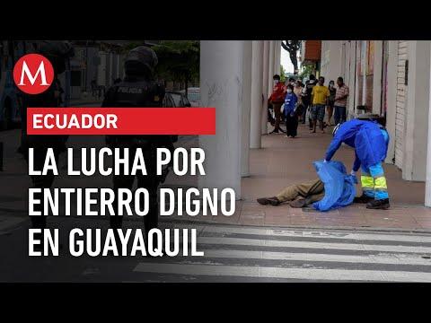 Cadáveres Aparecen En Las Calles De Ecuador Por Crisis De Coronavirus