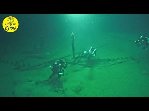 Scientists Diving In The Black Sea Discovered 60 Incredibly Preserved Ships Dating Back 2,500 Years