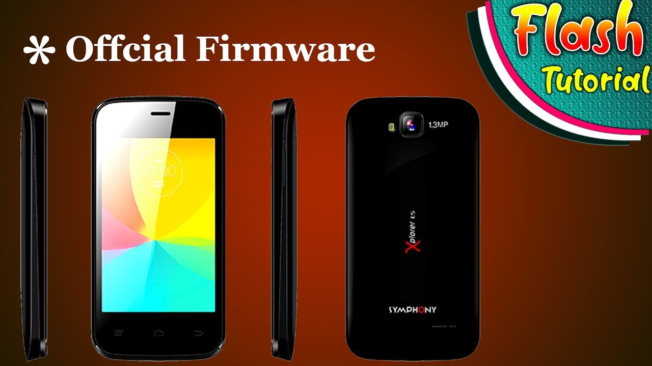 Symphony E5 Flash File Without Password | Bangla Tutorial | SPD Flash Tool  Tutorial