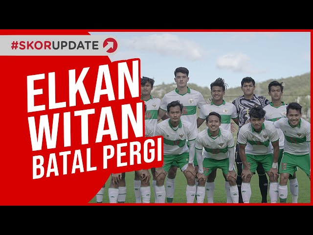 ELKAN BAGGOTT DAN WITAN SULAEMAN BERTAHAN DI TIMNAS U-19 INDONESIA