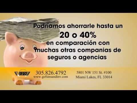 Seguros Baratos de Casa en Miami, Hialeah y Pembroke Pines Florida (305)826-4792