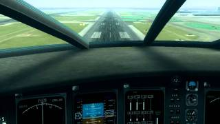 FS2004[HD] Future Aircraft Boeing 797 (Part 1)