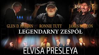 concert tcb band original music band elvis presley in poland warsaw 15th january 2018