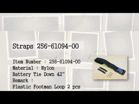 Straps / Supply marine hardware / boat accessory / Groundhog Marine Hardware Manufacturer