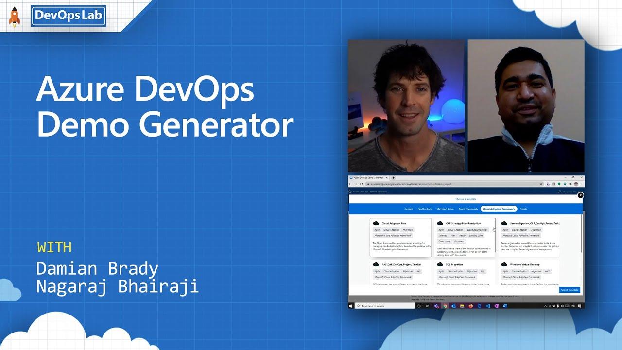 Azure DevOps Demo Generator