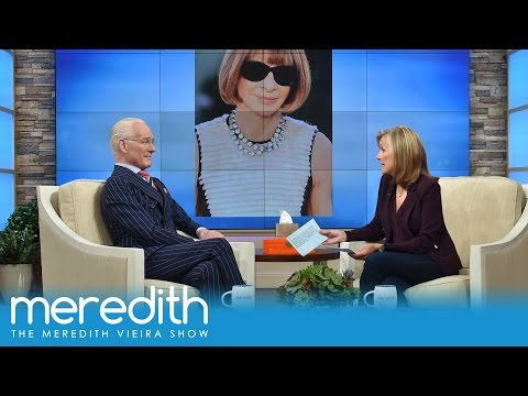 Tim Gunn on Anna Wintour's Rude Behavior to a Fan | The Meredith Vieira Show