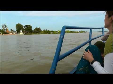Phnom Penh to Siem Reap by speedboat