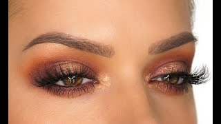 Bronze Goddess Makeup Tutorial | Shonagh Scott