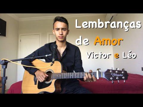 Lembranças de Amor - Victor e Léo - Cover Dalmi Junior