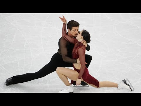 'Just say you're in love already!' Virtue and Moir capture gold and our hearts in Olympic career fin