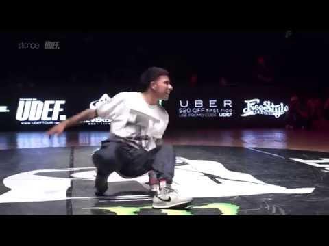 Victor vs Kid Columbia [1v1 quarters] // .stance x udeftour.org // Silverback Open 2015