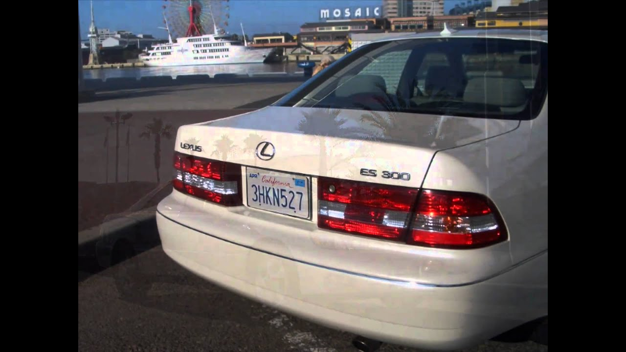 Exceptional 1996 LEXUS ES300 Look