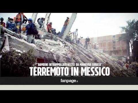 """Terremoto in Messico, la rivelazione: """"Bambini uccisi da un'errata manovra dei soccorritori"""""""