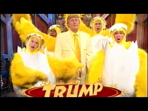 Watch Donald Trump's 2004 'SNL' Skit That's Been Missing from Show's ...