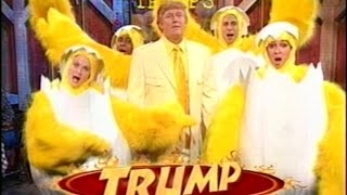 Watch Donald Trump's 2004 'SNL' Skit That's Been Missing from Show's DVD