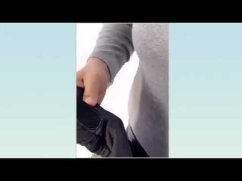 b3752dd0a5f0 Hoppediz   Mode d emploi du porte-bébé Bondolino - YouTube