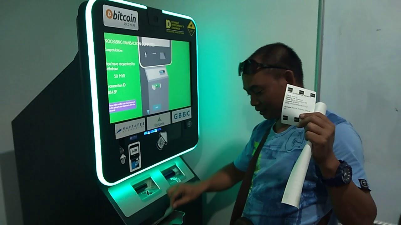 mesin atm bitcoin di malaizija