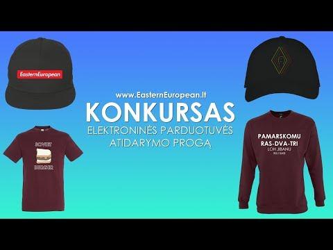 www.EasternEuropean.lt Konkursas