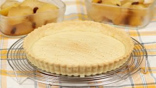 Basic Tart Crust Recipe | Cooking with Dog