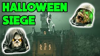 Awesome Halloween Event - Rainbow Six Siege Gameplay