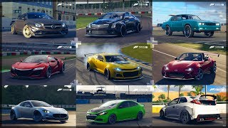 ALL NEW Widebody Kits & Forza Edition Cars  | Forza 7 | + GAMEPLAY!!
