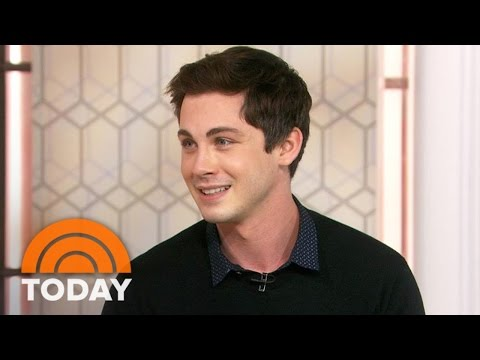 'Percy Jackson' Star Logan Lerman Talks About New Film 'Indignation'  TODAY