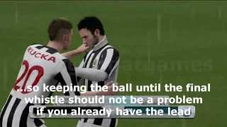 FIFA 14 How to beat Legendary & Ultimate difficulty CPU Tutorial (Part 1 - Defending Tips)
