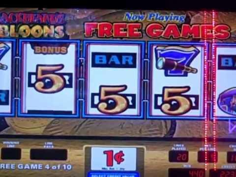 Игровой автомат с призами