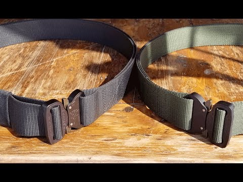 Best Tactical Belt For 2020 - Reviews, Comparison and Advice 1