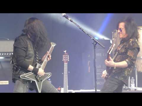 Steven Stevens & Band feat. Gus G - Whole Lotta Love (Live) @ Musikmesse Frankfurt 08.04.17