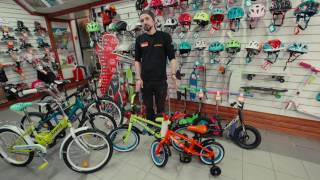 Обзор детских велосипедов в КАНТе!