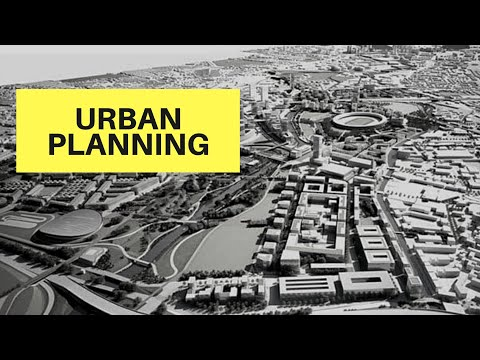 What is Urban Planning & Its Principles?   Town Planning